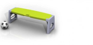 Portable Sports Bench